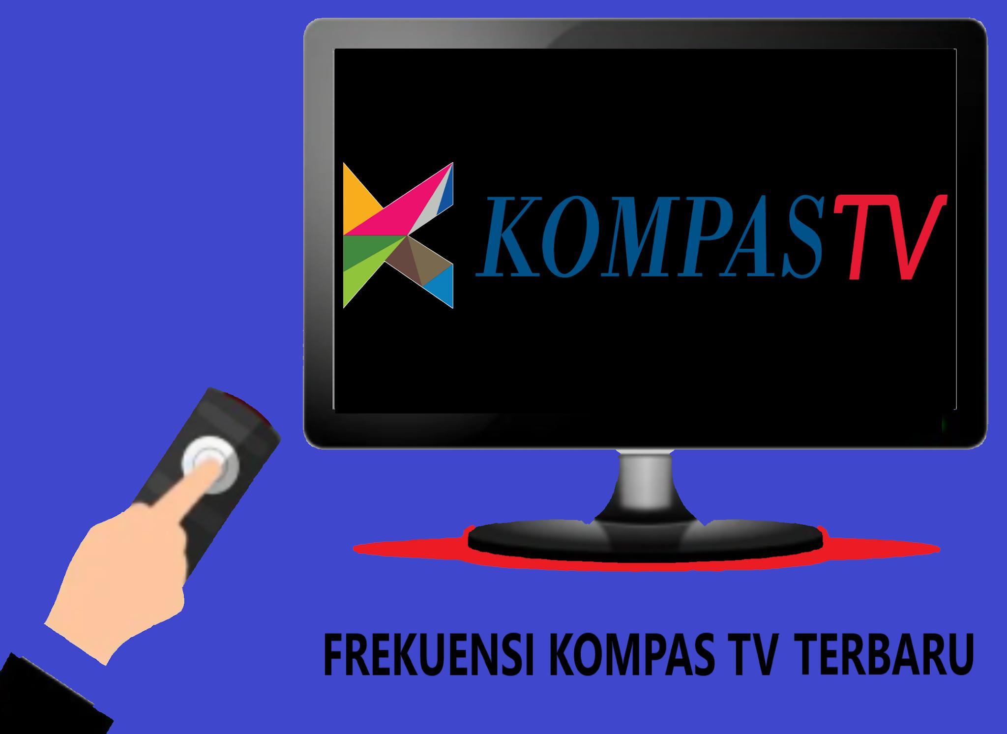 Frekuensi Kompas TV Terbaru Di Telkom 4 Update 2020