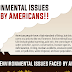 Environmental Issues Faced by Americans #infographic