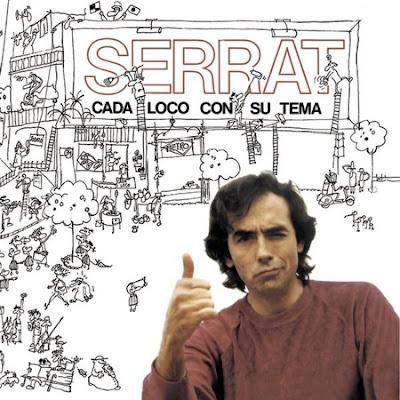 Crítica: Joan Manuel Serrat - Cada loco con su tema (1983)