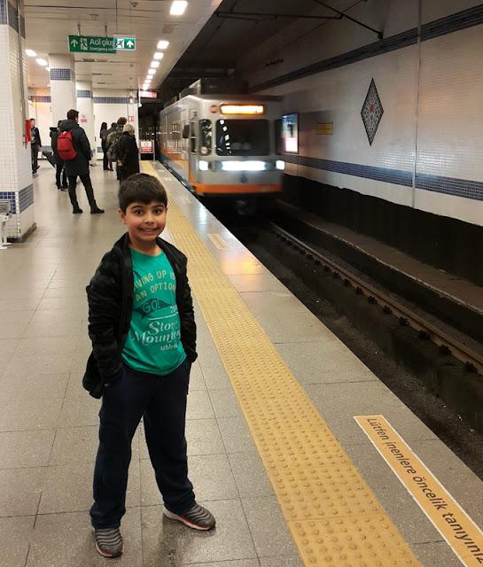 Como ir do Aeroporto de Istambul até Sultanahmet