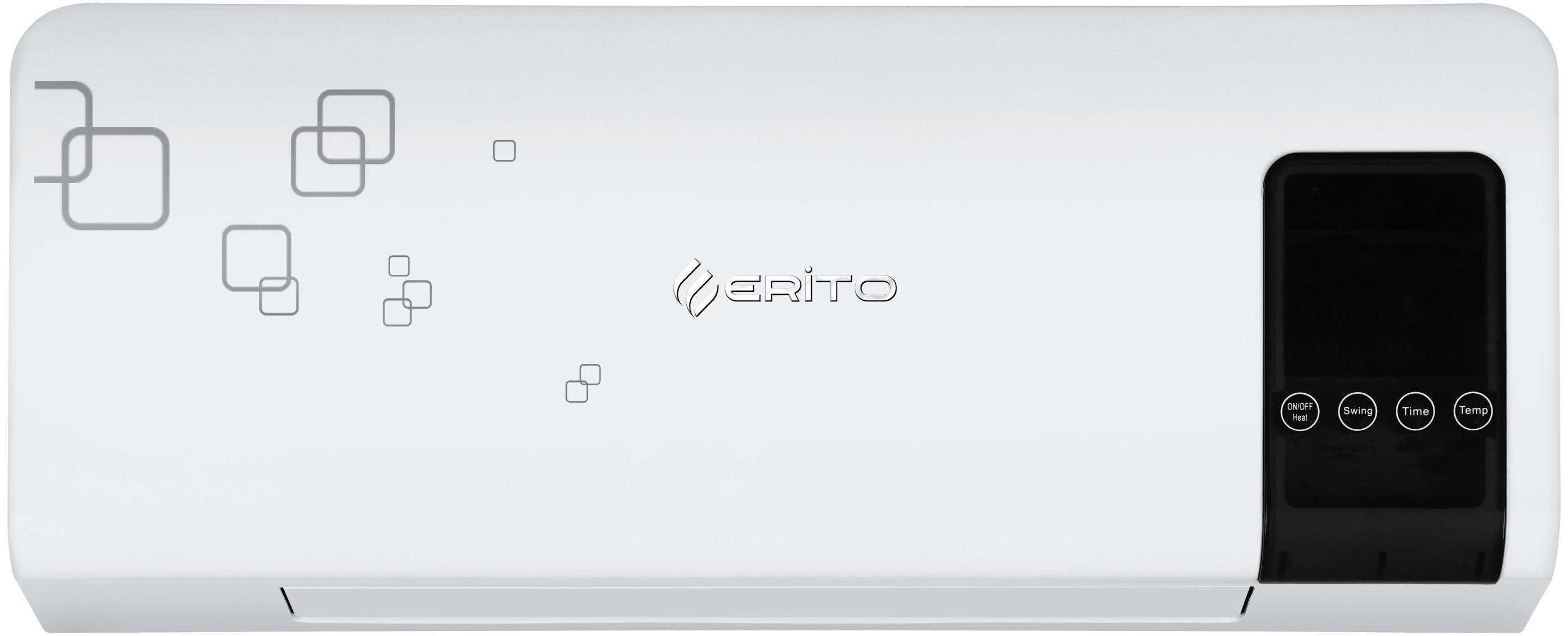 Máy sưởi gốm Ceramic Erito HCB131R-NV công suất 1300w tại THE ANH ELECTRIC