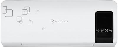 Nguyên lý hoạt động của máy sưởi gốm ceramic Erito HCB131R-NV