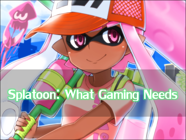 Splatoon Video Game