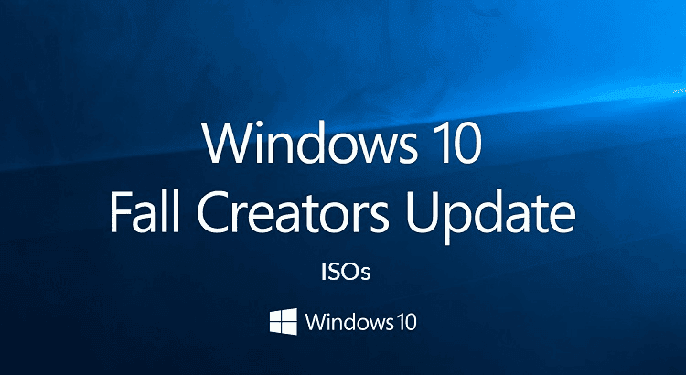 Windows 10 Version 1709 (Updated Dec 2017) ISOs Build 16299.125