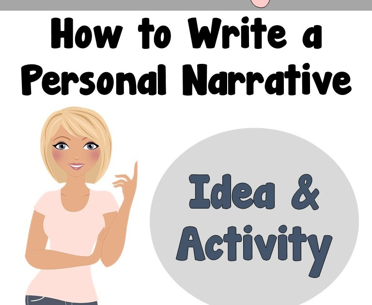 How to Write a Personal Narrative Paragraph | Teacher's Take-Out
