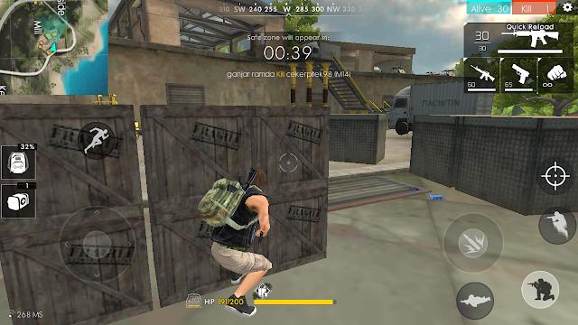 Tipe Player Yang Ada Di Dalam Game Free Fire - Battlegrounds