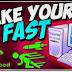 10 Tips to make your  Laptop /PC Run  Faster