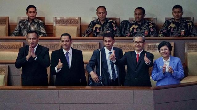 ICW Curiga Ada 'Sekelompok' Pejabat Tinggi KPK Sengaja Lindungi Harun Masiku