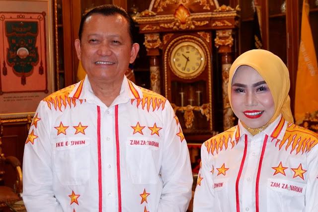 IKAM Mohon Doa Restu Kepada Seluruh Masyarakat untuk Maju Pilkada Bandar Lampung 2020