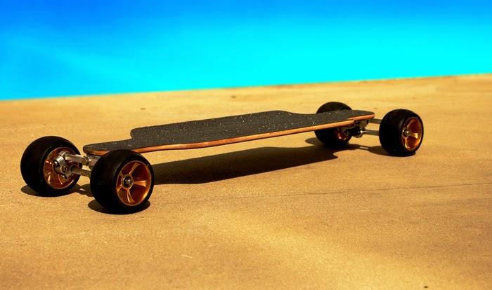 Wackyboards Lean Skateboard By Pramash