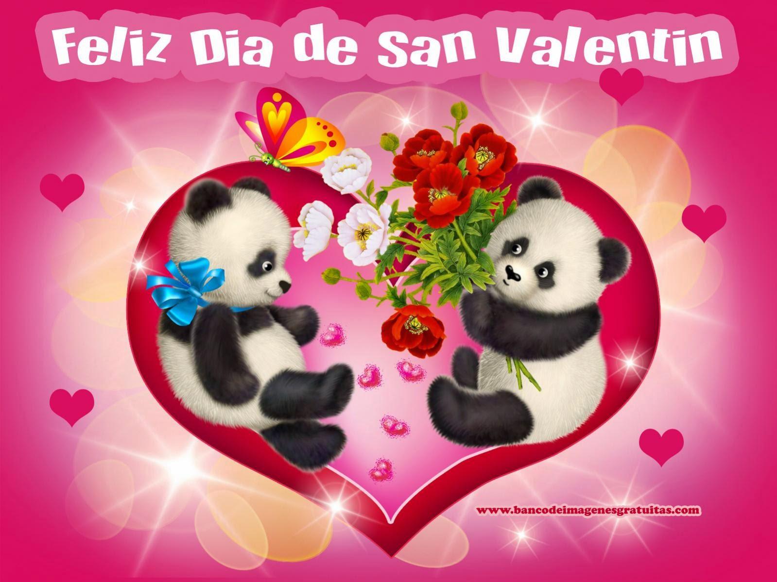 Imágenes Feliz Día San Valentin Imagenes De Amor Bonitas