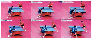 Cara Melakukan Teknik Dasar Permainan Tenis Meja