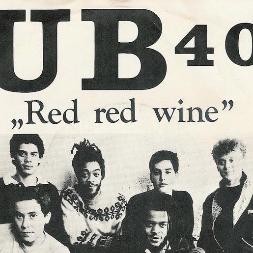 Red Red Wine Ala UB 40 Dalam Irama Reggae