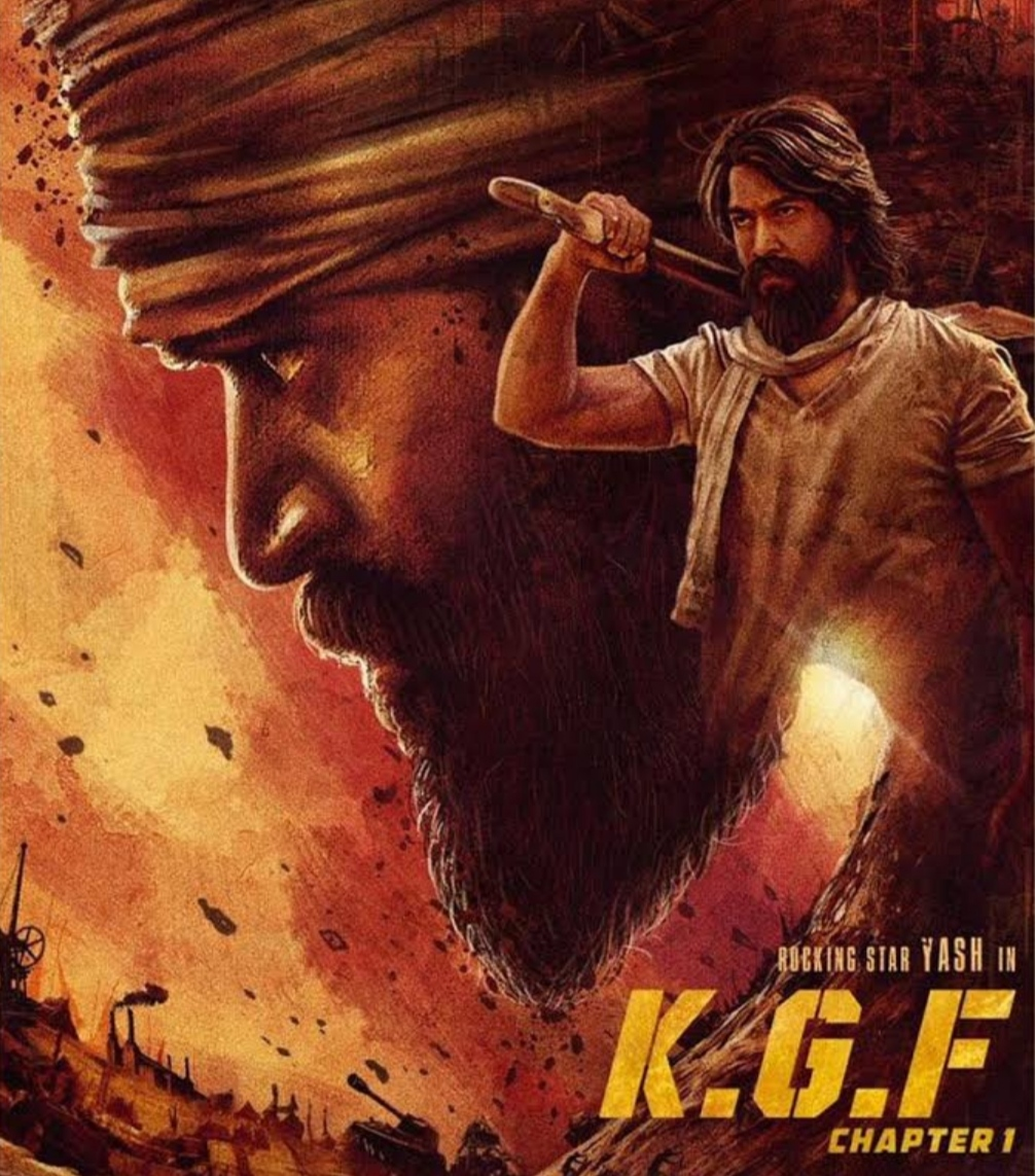 KGF Full Movie Watch Online In Hindi, Kgf Chapter 1 Full