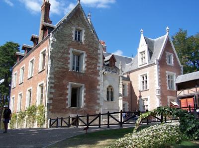 Castelo Clos Lucé
