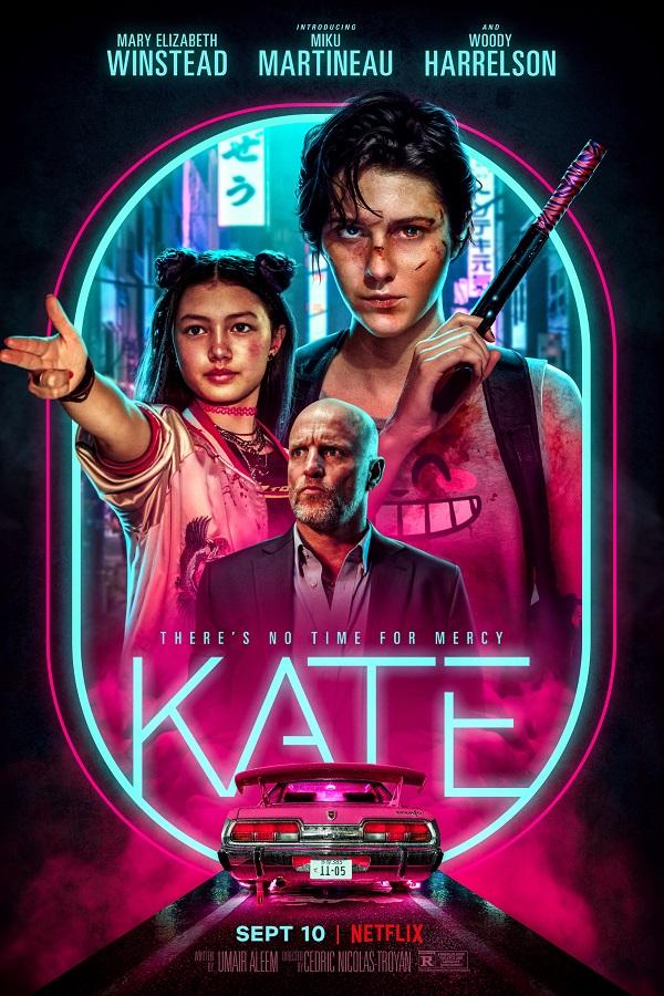 Download Kate (2021) Dual Audio [Hindi+English] 720p + 1080p Bluray ESubs
