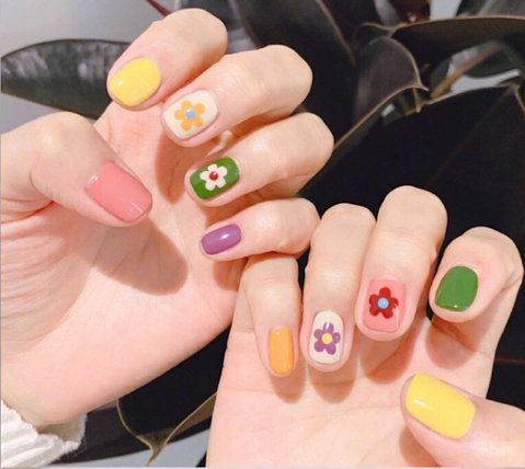 Cute Nail Designs for Every Nail - Nail Art Ideas to Try 💅 3 of 50