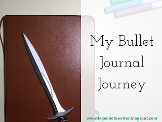 My Bullet Journal Journey // aka bring on the cringe