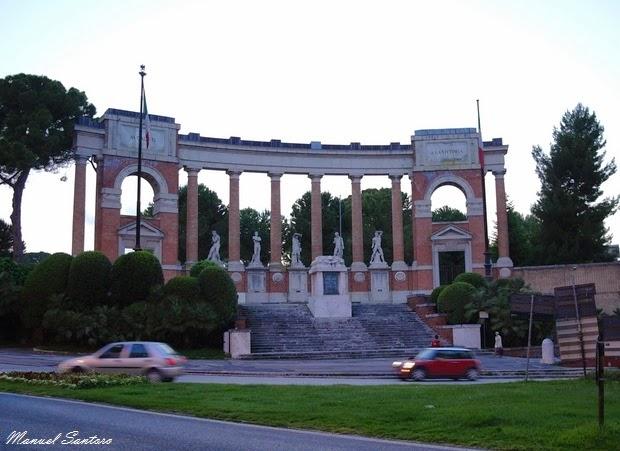 Macerata, Monumento ai Caduti