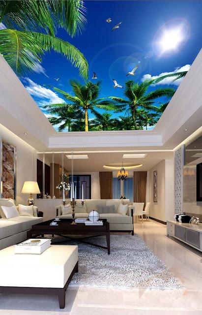 Stylish amazing 3d false ceiling design ideas