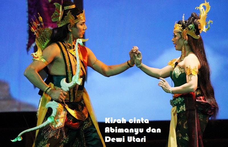 Abimanyu dan Dewi Utari