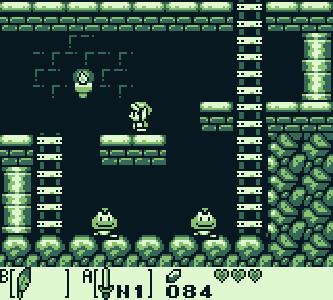 Link's Awakening Goombas