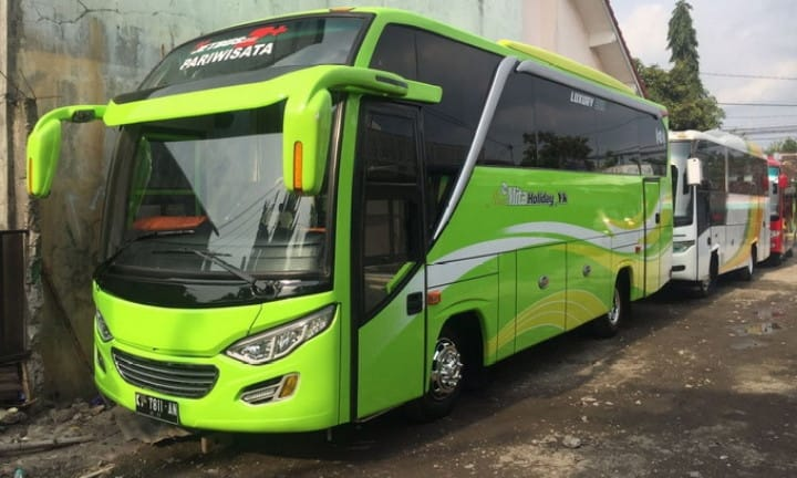 Sewa Big Bus Jogja