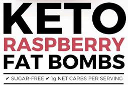 RASPBERRY KETO FAT BOMBS