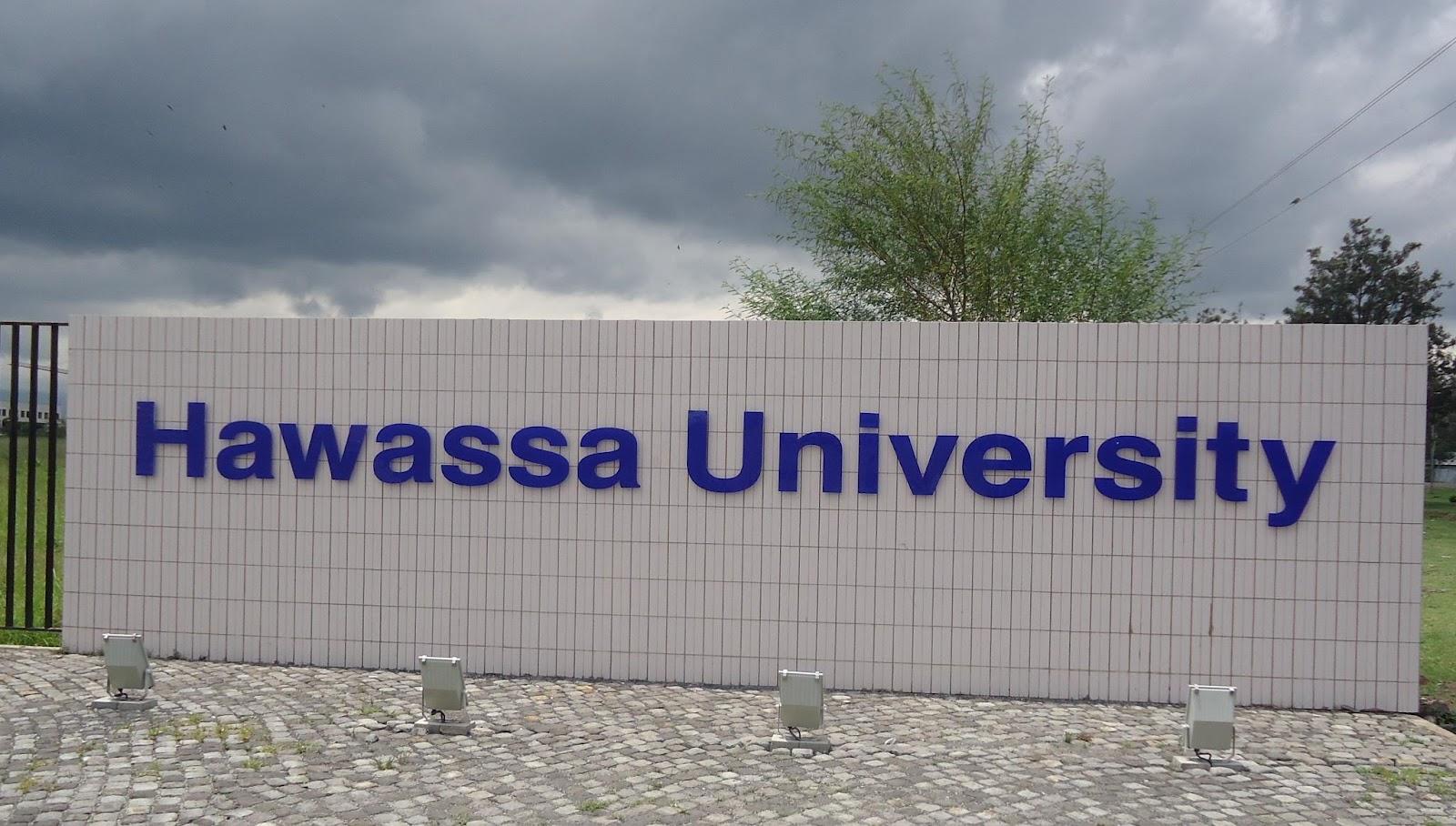 Hawassa university postgraduate announcement 2018