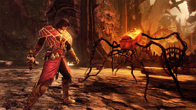 Download Game Castlevania: Lords of Shadow Ultimate Edition PC