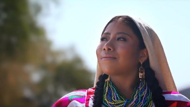 Yalitza Aparicio será la imagen oficial de la Guelaguetza 2019 (VIdeo)