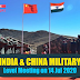 India and China Military Level meeting on 14 Jul 2020