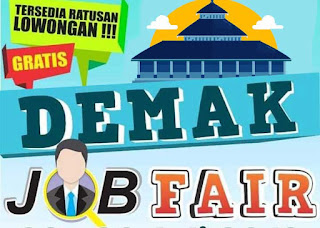 demak job fair 2019