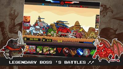 Monsters X Monsters v 1.0.0 MOD Apk - screenshot-3