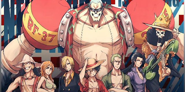 One Piece Movie 4: Dead End no Bouken BD Subtitle Indonesia