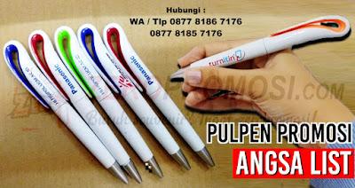 Pulpen Promosi Angsa, pen plastik, Cetak Pulpen Promosi Murah di tangerang, pen angsa putar, Pulpen Angsa promosi, pulpen souvenir promosi kantor