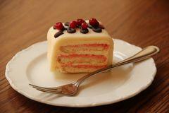 torta con mazapan