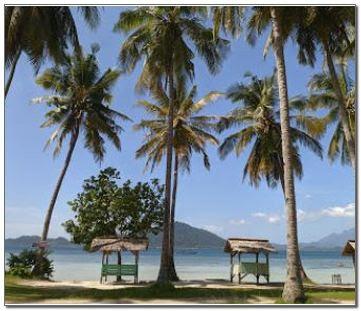 Pantai Ketapang Lampung Selatan