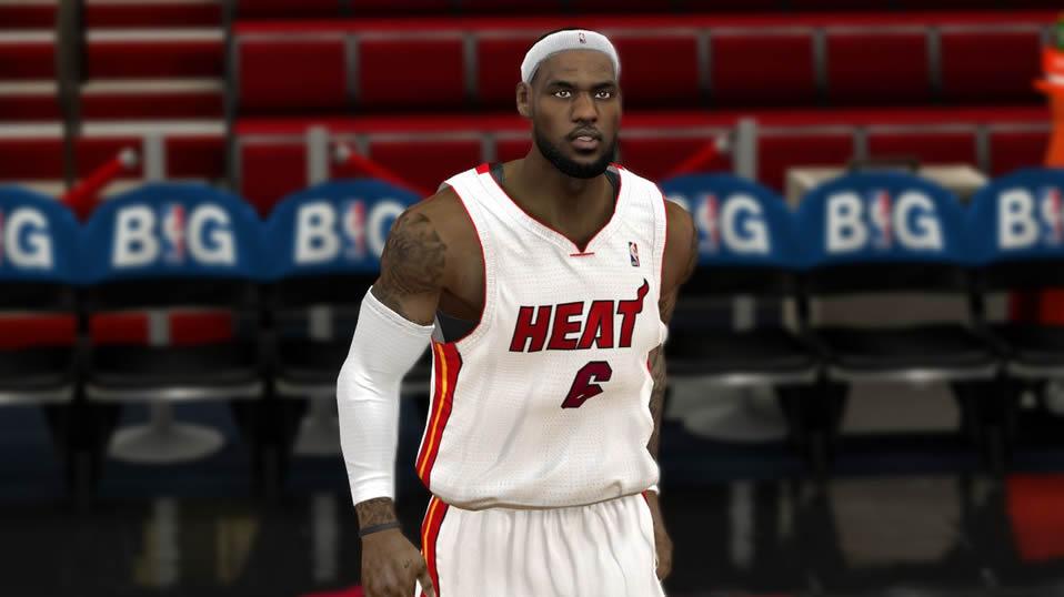 NBA 2K13 [Wii, Wii U, PlayStation 3, PSP, Xbox 360, PC]