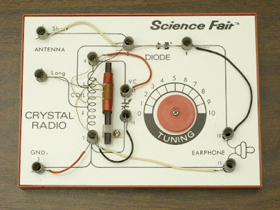 Radio Shack Crystal Radio