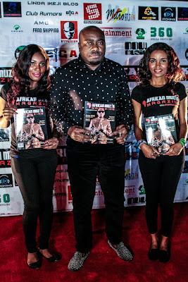 African Muzik Magazine launch