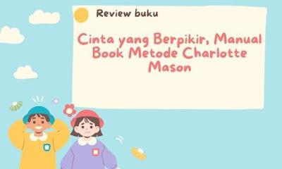Cinta yang Berpikir review buku