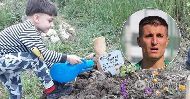 Турецкий футболист задушил пятилетнего сына подушкой