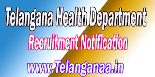 Telangana Health Department Recruitment Notification 2016 Medical Officer Jobs   </h1>  <h2> Telangana Health Department Recruitment Notification 2016 Medical Officer Jobs