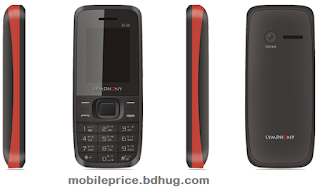 Symphony BL60 Feature, Specification, Price In Bangladesh