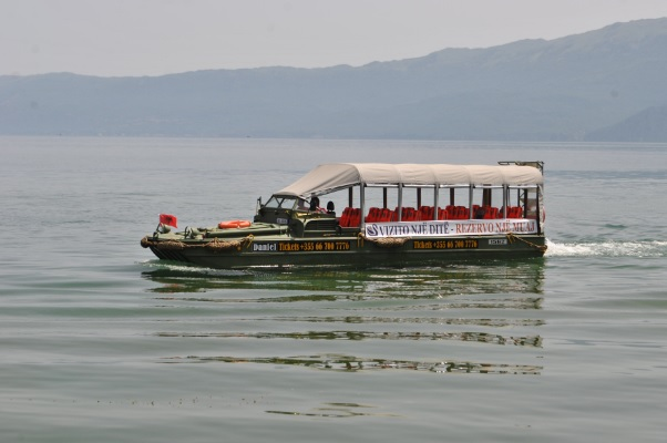 Tourist season ofr 2016 opened in Pogradec