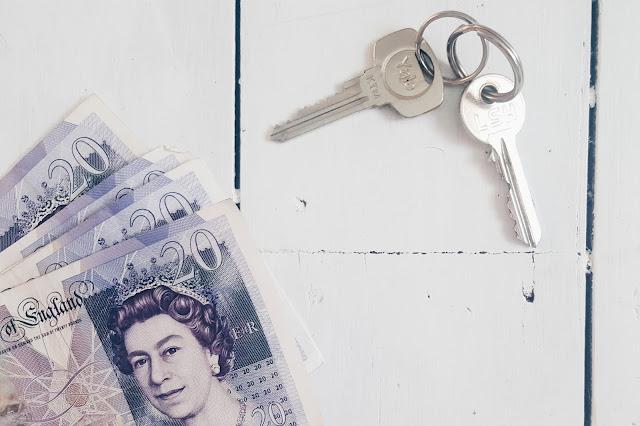 money & keys