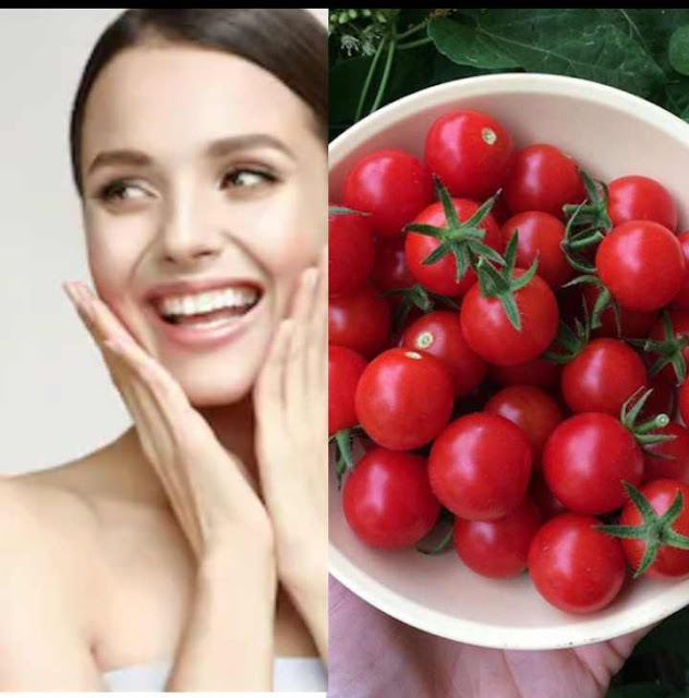 How to use tomato for skin whitening and skin treatment