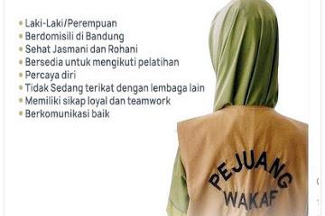 Lowongan Kerja Bandung Pejuang Wakaf Salman ITB