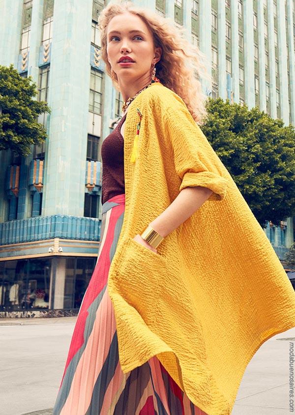 Sacos de verano moda 2019. Primavera verano 2019.